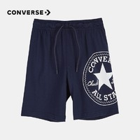 converse 匡威 男童运动五分裤儿童短裤