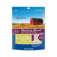 嘉芃(Wisconsin Premium)墨西哥风味混合干酪碎 226g 1包 美国进口原制芝士碎