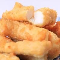 渔天下 冷冻大西洋真鳕吮指鱼柳 500g(独立两袋) *3件 +凑单品