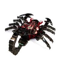 星灵&FUXK联名 机械战蝎 MOD主机性能怪兽i9 9980XE/双路泰坦/128G/1T*2/1600W/分体水冷