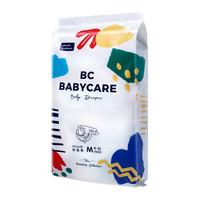 babycare 婴儿纸尿裤 M 4片+爸爸选择L3片+安可新湿纸巾 +凑单品