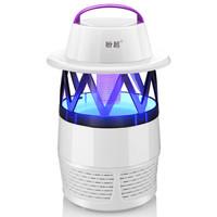 家用灭蚊灯物理吸入式 LED灭蚊器驱蚊吸捕蚊器孕妇婴儿 洁净白
