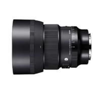 百亿补贴:SIGMA 适马 Art系列 ART 85mm F1.4 DG DN 定焦镜头 索尼E卡口/L卡口