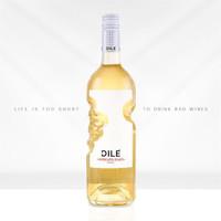 意大利进口DILE帝力女士甜酒天使之手起泡葡萄酒750ml 莫斯卡托阿斯蒂DOCG甜型 *5件