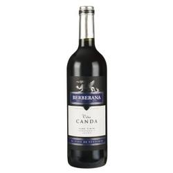 BERBERANA 贝拉那 威达 干红葡萄酒  750ml