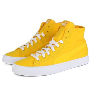 PUMA彪马帆布鞋官网旗舰黄色板鞋男鞋女鞋夏季高帮韩版运动休闲鞋