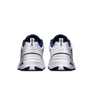 NIKE 耐克 Air Monarch IV 男士休闲运动鞋 415445-102 白/银 43