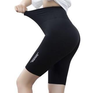 PUJF 女士高腰打底裤 L6635-1