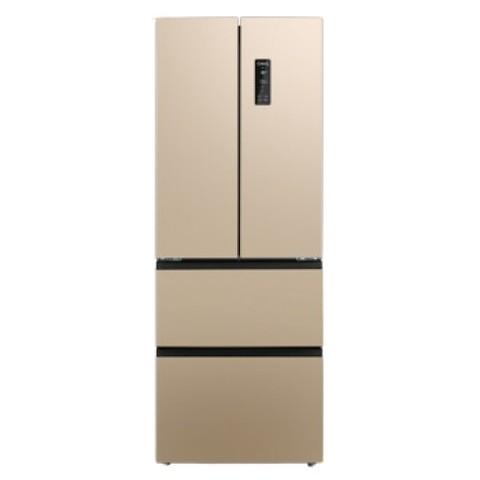 MELING 美菱  BCD-356WPUCX 变频四门冰箱 咖啡金