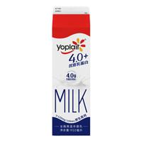 Yolplait 优诺 高品质 全脂牛奶 950ml *6件
