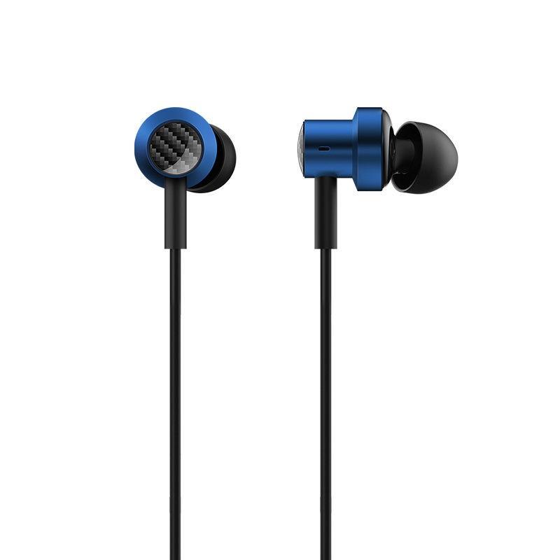 MI 小米 SDQEJ06WM 双动圈耳塞式耳机 蓝色