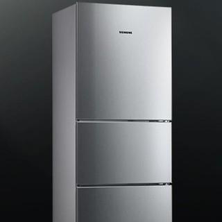 SIEMENS 西门子 KG28UA240C 三门冰箱 274升