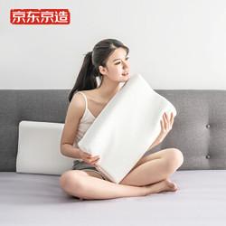 J.ZAO 京东京造 慢回弹记忆枕芯 白色
