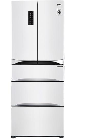 LG F448SW12B 风冷 多门冰箱 447L