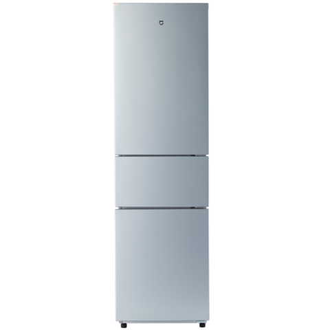 MIJIA 米家 BCD-215MDMJ05 直冷 三门冰箱 215L