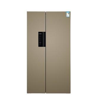 BOSCH 博世  KAN92EQ0TI 610升 变频 风冷无霜 对开门冰箱