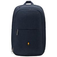 地平线8号(LEVEL8)商务休闲双肩背包 15.6英寸大容量男士电脑包 蓝色(锤科出品)