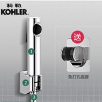 KOHLER 科勒 R98100 马桶喷枪套装(银色喷枪 送免钉支架)