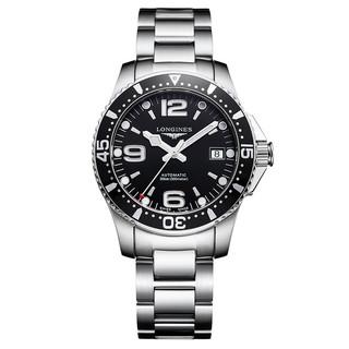 LONGINES 浪琴 HydroConquest 康卡斯系列 L3.741.4.56.6 男士机械腕表