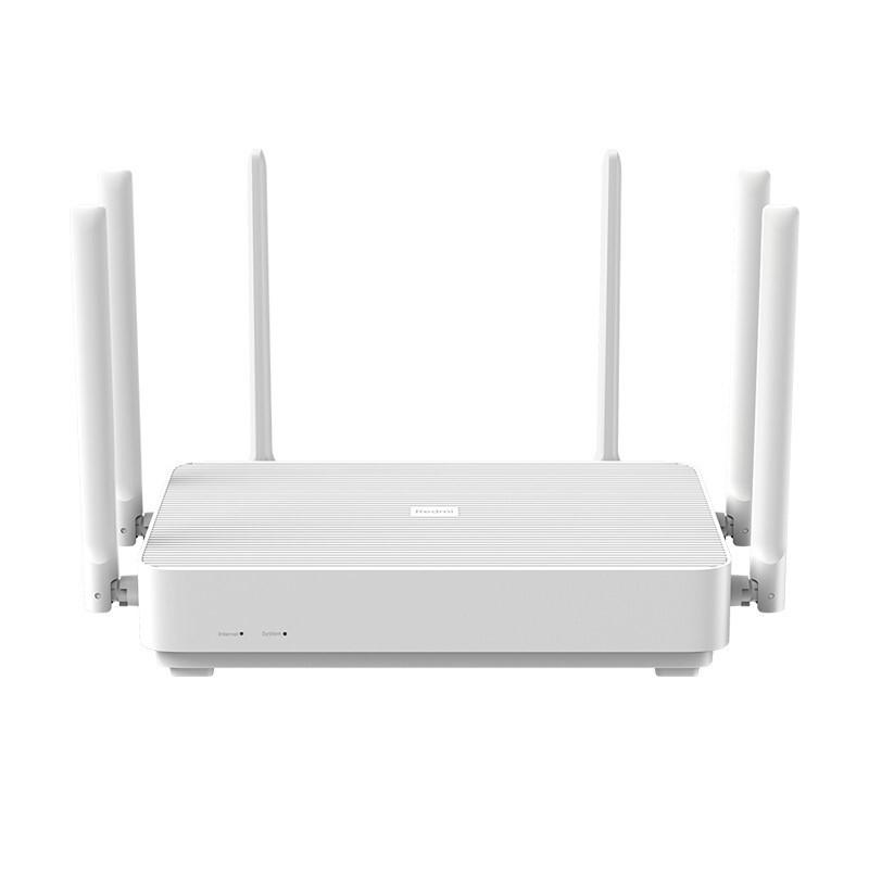 Redmi 红米 AX6 3000M 千兆双频 WiFi 6 家用路由器 白色