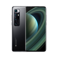 小米10 至尊纪念版 5G智能手机 12GB+256GB 陶瓷黑