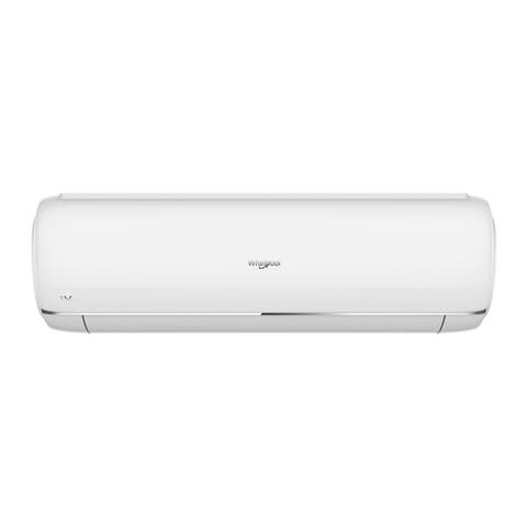Whirlpool 惠而浦 惠而浦(Whirlpool) 1.5匹P 变频 柔风感ISH-35TB1NW 新1级 智能导风高温自清洁 冷暖 挂机空调