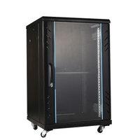 TOTEN 图腾 22U 1.2米网络机柜 G2.6622尺寸:600x600x1166mm 黑