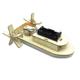 移动专享:OLOEY  diy自制电动明轮船 14.9元包邮(需用券,2人成团)