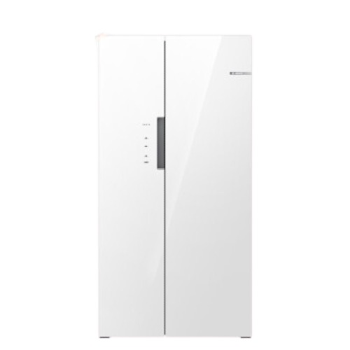 BOSCH 博世 KAS50E20TI 风冷对开门冰箱 502L 白色