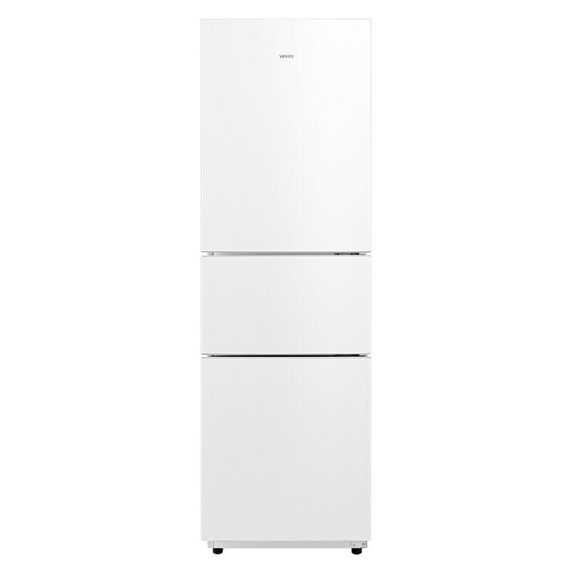 WAHIN 华凌 BCD-215WTH 风冷三门冰箱 215L 白色