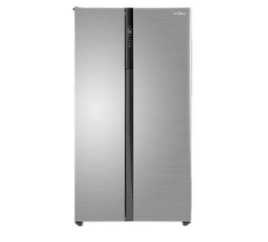 Midea 美的 BCD-629WKPZM(E) 变频风冷对开门冰箱 629L 星际银