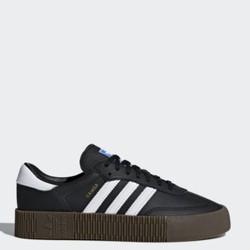 adidas Originals Womens Sambarose Trainers 女士板鞋