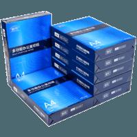 舒荣 A4复印纸 70g 500张/包 5包装 品牌随机