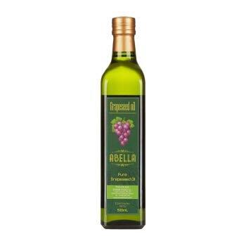 Abella 阿蓓莉葡萄籽油 500ml *2件