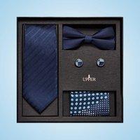 优寸 定制时尚系列 西装配饰礼盒套装
