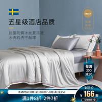 CELEN 冰丝空调被夏凉被 抑菌防螨 颜色可选 200*230cm 适合1.5/1.8m床 *2件