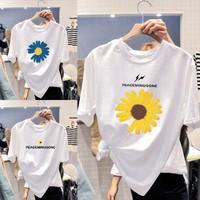 沃歌蕾    小雏菊短袖T恤