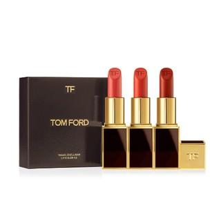 考拉海购黑卡会员:TOM FORD 汤姆·福特黑管口红 当红色号礼盒 (#15 #16 #80)