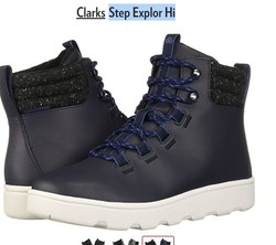 Clarks Step Explor Hi