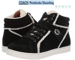 COACH Pembroke Shearling