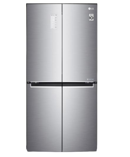 LG F520S13B 530L 十字对开门冰箱
