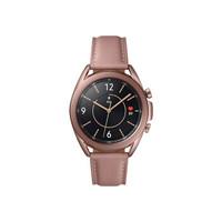 SAMSUNG 三星 Galaxy Watch3 智能手表 BT版 41mm 迷雾金