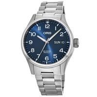 ORIS 豪利时 Big Crown Pointer Date 01 752 7698 4065-07 8 22 19男士腕表