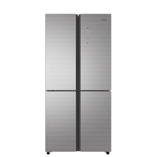 Haier 海尔 BCD-462WDCI 变频十字对开门冰箱 462L 圣多斯银
