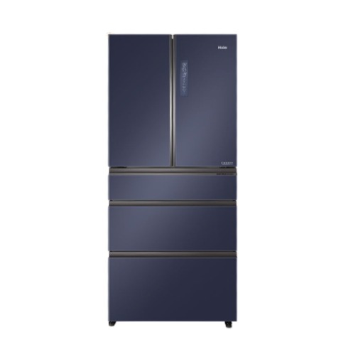 海尔 (Haier ) 521升 法式五门全空间保鲜冰箱干湿分储冷冻智能恒温全幅变温区BCD-521WSGKU1