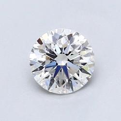 Blue Nile 0.81克拉圆形切割钻石(非常好切工、D级成色、VVS2净度)