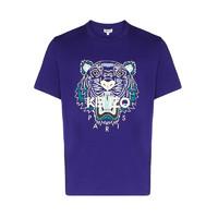 14日10点:KENZO 高田贤三  5TS050 男士虎头短袖T恤