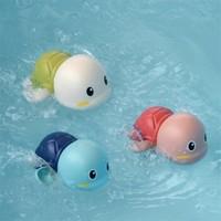 精居坊 宝宝洗澡玩具水乌龟 3个装