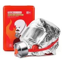 京玺 30型 防烟防毒面罩 硅胶升级 成年人用 *7件