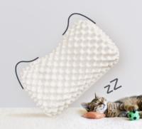 CatzZ 瞌睡猫 泰国进口乳胶狼牙枕 57*35*9/11cm